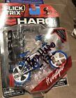 Flick Trix BMX Bike Collectable Items Haro Freestyler Signed
