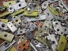 Lot of 100 mixed AIRCRAFT SELF LOCKING LOCK NUT NUTS