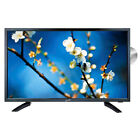 """Supersonic SC-2412 24"""" LED Widescreen 1080p HDTV Monitor w/ DVD Player"""
