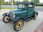 1927 Ford Model T  1927 Model T Ford Coupe (enclosed trailer available at extra cost)