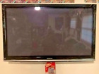 "Panasonic Viera 50"" Plasma TV w/stand,manual,remote Exc Used Condition TC-P50G10"