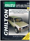 Chilton Books  #36150 Isuzu Cars & Trucks 1981-91 Repair Manual New in Shinkwrap