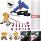 Car Body Dent Repair Tools Metal Dent Lifter Tabs 20W US Plug Glue Gun Sticks