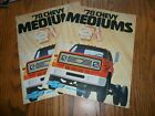 1978 Chevrolet Trucks Mediums Sales Brochures - TWO for One Price