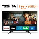 """CYBER WEEK DEAL 32"""" inch Smart LED TV 720p HD Toshiba Fire TV Edition FREE US PH"""