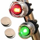 Bright Eyes Green  Red Aluminum Portable Marine LED Boating Lights - Boat Bow o