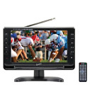 "New Supersonic SC-499 9"" Portable LCD TV"
