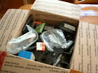 MG  MORRIS MINOR   MIDGET  NEW AND USED  BOX OF  PARTS  LOTS OF NEW IN BOX