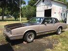 "1983 Chevrolet Monte Carlo  True ""Barn Find"" 1983 Monte Carlo with 17,308 original miles"