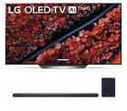 """LG OLED77C9 77"""" HDR 4K UHD OLED Smart TV + SL10YG Soundbar- Los Angeles Delivery"""