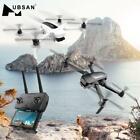 Hubsan H117S Zino GPS 5.8G 1KM Foldable Arm FPV with 4K UHD Camera 3-Axis Gimbal