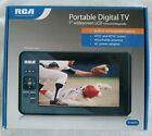"New RCA RTV86073 Portable 7"" Portable Widescreen LCD Digital TV 2H"