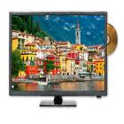 """Sceptre 24"""" Class Hd (720P) Led Tv (E246Bd-S) With Built-In Dvd"""
