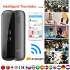 G5 Smart Portable Instant Translator Travel Voice Bluetooth Translation Device