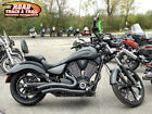 2016 Victory Motorcycles® Vegas 8-Ball®  2016 Victory Motorcycles® Vegas 8-Ball®     Gray