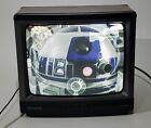 "Vintage CRT Gaming Magnovox Retro Tested 13"" Space Commander"