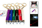 Wholesale Lot of 6 - 2in1 Mini Laser pointer with LED Torch