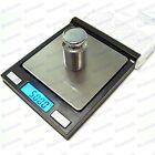 100g x 0.01g Mini CD Case Shape Portable Digital Hot Pocket Weight Jewelry Scale