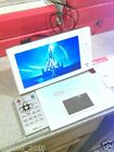 MIBOOK MB100 PLAYER 7in LCD SCREEN Video & Picture Player uses SD card media