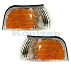 Fits 92-93 Accord Park Corner Light Turn Signal Marker Lamp Left Right Set PAIR