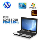 "HP Compaq 6930p Laptop 14"" LCD/Intel C2D P8600 2.4/2GB/80G/DVD-RW/Win 7 Pro"