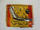 1955 Plymouth Accessory Gas Door Guard, NEW OLD STOCK!