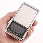 New 7Units Digital Jewelry Pocket Scale LCD Display W/Backlight 300g x 0.01g US