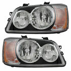 ITASCA SUNCRUISER 2010 2011 PAIR SET HEADLIGHTS HEAD LIGHTS FRONT LAMPS RV