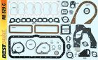 Studebaker 218 226 245 Full Engine Gasket Set/Kit BEST w/COPPER Head 1936-50