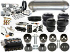 Complete Air Ride Suspension Kit - 1961-1964 Cadillac DeVille LEVEL 4 w/ AccuAir