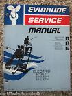 1975 Evinrude Service Manual Trolling Motors EB12, EB14, ET12, ET14 - FREE SHIP