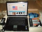 "Toshiba Qosmio G25 w/Intel Pentium M/17"" LCD/2GB Ram/120GB HDD/XP/TV Tuner/Webca"