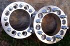 "1.5"" DODGE RAM 2500 3500 Early Ford F250 F350 8x6.5 WHEEL (SPACERS) ADAPTERS"