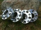 "4 pcs JK 1.25"" JEEP WRANGLER WHEEL ADAPTERS SPACERS 2007 UP"