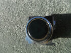 SUPER HEAVY DUTY MOMENTARY PUSHBUTTON VINTAGE BLACK/CHROME SWITCH 20 AMPS!!