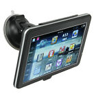 New 7'' Touch Pad Bluetooth Car GPS Planet Navigation Map 4G Memory
