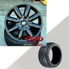 "17"" Mini Cooper S Wheels Matte Black Finish w/ Tires! Mini Rims"