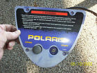 Polaris 1995-750 Choke Cable and mount plate