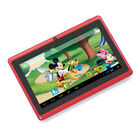 "7"" Google Android 4.2 Tablet PC MID for Kids Children Dual Core 1.5GHz 4GB Red"