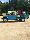 Willys : Willys  Pickup 1960 Willys Jeep Truck 4x4