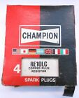 CHAMPION SPARK PLUGS SET OF FOUR- RE10LC