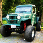 Willys : Willys Overland Custom  base Willys Base 1962 Willys  Overland truck Custom Willy RATROD  Lifted 4x4 Truck