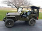 Willys : M38 military 1951 willys m38 military jeep