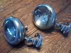 MATCHED PAIR OF UNITY MODEL S6 FIRE DEPT WORK LIGHTS w/BRACKETS + HI/LOW SWITCH