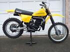 Suzuki : RM Vintage 1978.5 RM250C2 Suzuki