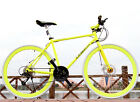 TW  R700A Updated 52 cm Frame  700C 27 Gears Road Bike Speeds Bicycle Disc Brake