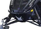 SKINZ Front Bumper for Polaris Pro Black NXPFB200-FBK/WHT
