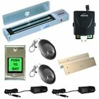 Electric Lock Kit Visionis 600lbs Inswing with Wireless Receiver and Remote