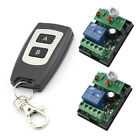 DC 6V One Transmitter with 2X 1 Channel Smart Wireless Remote Control Switch