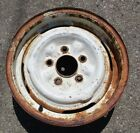 Chevy Truck GM Single Spare Steel Rim Wheel 14x5 J6173